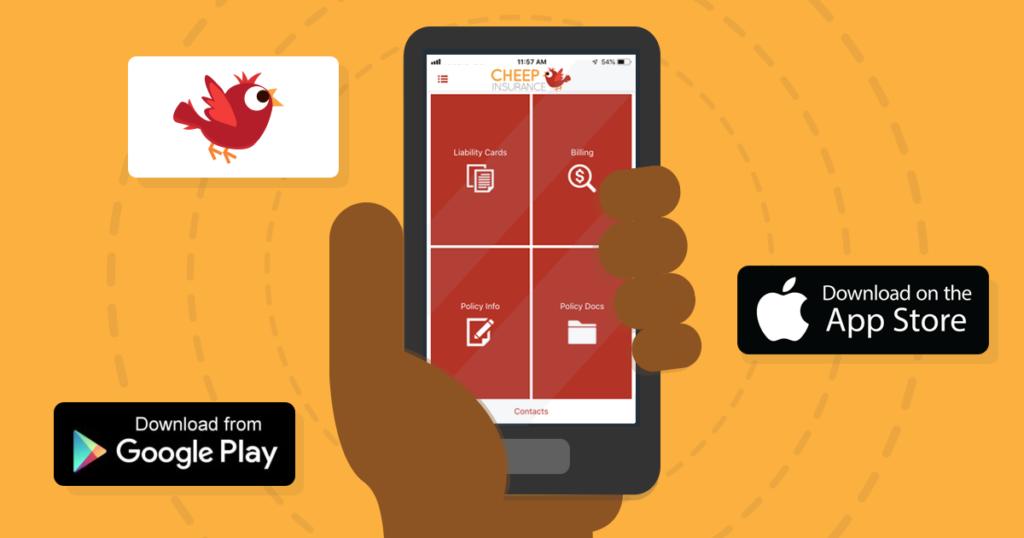 Cheep Insurance Mobile App